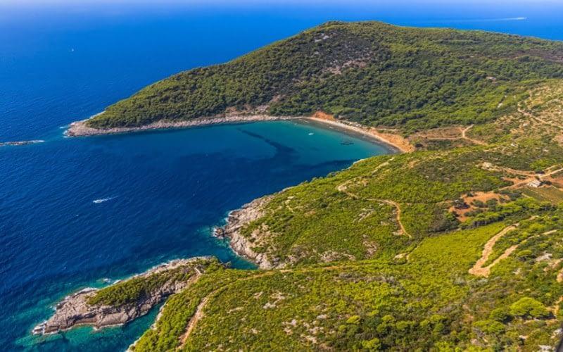 elafiti 1 catamaran charter Croatia Catamaran rent Croatia skippered yacht cruise sailboat multihull vessel sailing holidays Adriatic