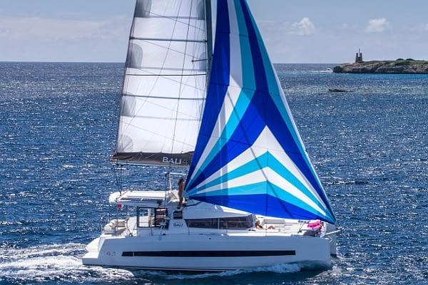 Daily offer Bali 4.1 catamaran ( Testa )