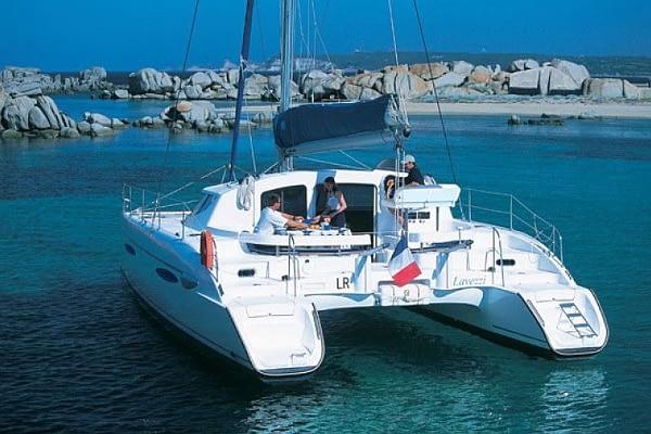 catamaran rent croatia Lavezzi 40 Hakuna matata for a in yacht rental charter boat sailing holidays skipper hire adriatic rentals charters 8