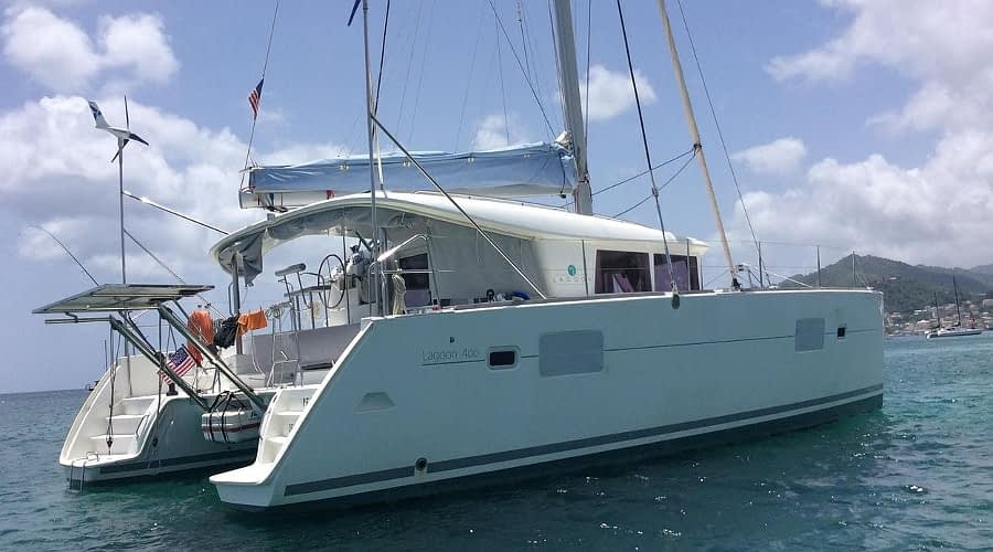 Daily offer Lagoon 400 ( Hako III )