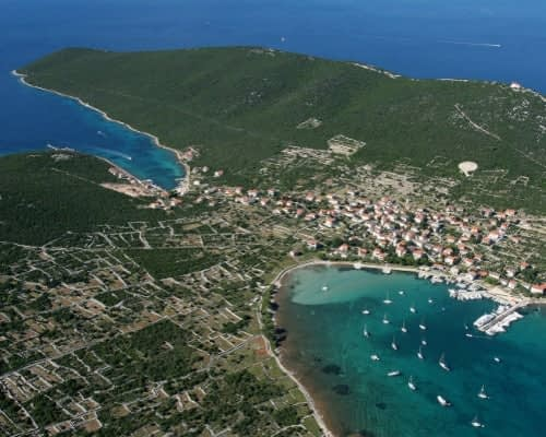 Silba panoramic view catamaran rent croatia-catamaran holidays- catamarancity- catamaran hire-croatia catamaran- lagoon catamaran-sunreef catamaran-crewed catamaran-catamaran charter