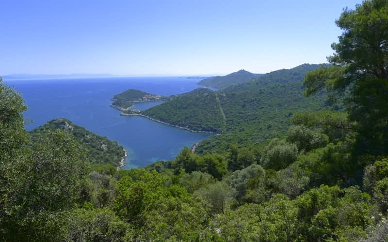 Lastovo catamaran charter Croatia Catamaran rent Croatia skippered yacht cruise sailboat multihull vessel sailing holidays Adriatic