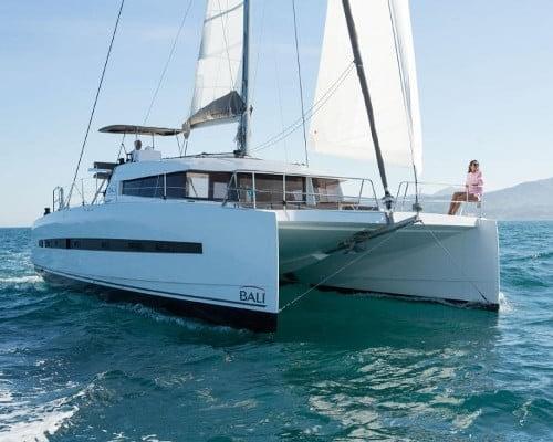catamaran charter Croatia Catamaran rent Croatia skippered yacht cruise sailboat multihull vessel sailing holidays Adriatic;