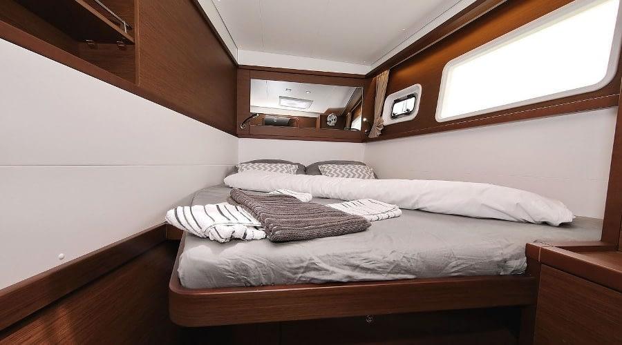 croatia catamaran rent Lagoon 450 Adriatic Queen 6 for a in yacht rental charter boat sailing holidays skipper hire adriatic rentals charters
