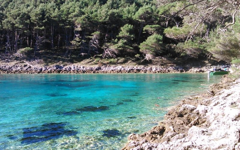 National park Mljet catamaran charter Croatia Catamaran rent Croatia skippered yacht cruise sailboat multihull vessel sailing holidays