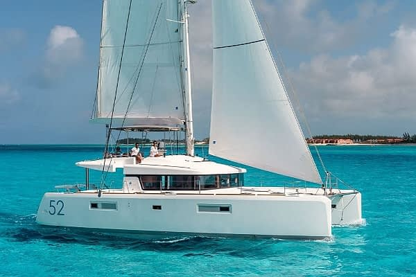 Daily offer Lagoon 52 ( Tequila Sunrise )