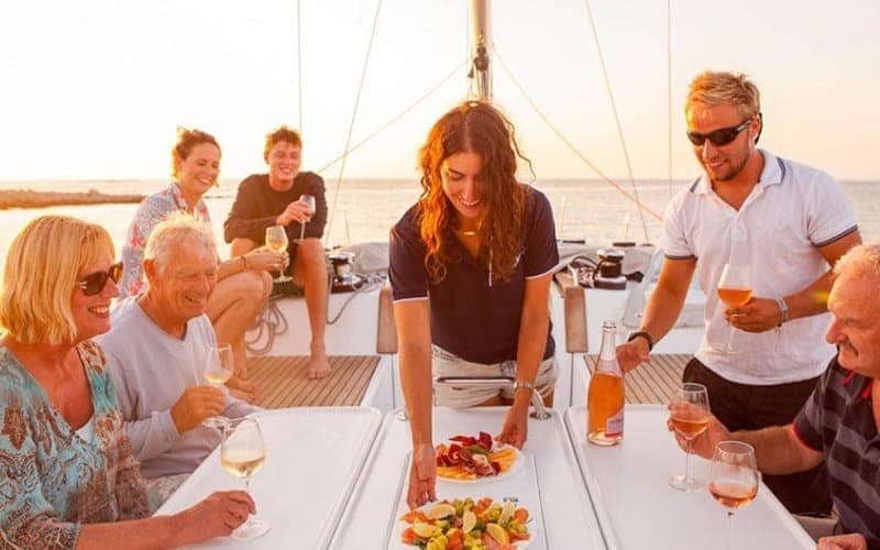 cook service crew 3 catamaran rent croatia-catamaran holidays- catamarancity- catamaran hire-croatia catamaran- lagoon catamaran-sunreef catamaran-crewed catamaran-catamaran charter