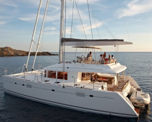 catamaran charter Croatia Catamaran rent Croatia skippered yacht cruise sailboat multihull vessel sailing holidays Adriatic;