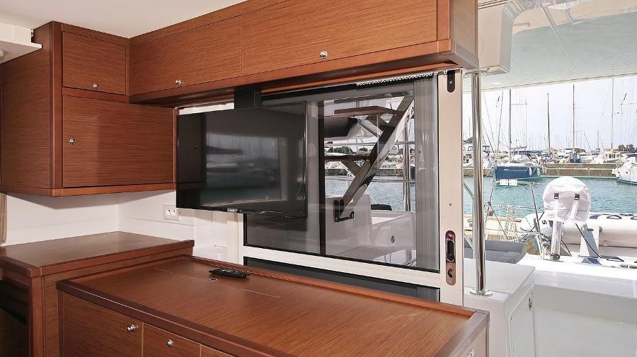 croatia catamaran rent Lagoon 450 Adriatic Queen 8 for a in yacht rental charter boat sailing holidays skipper hire adriatic rentals charters