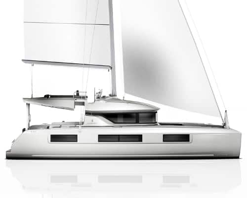 Lagoon 50 Luxurious yacht for charter