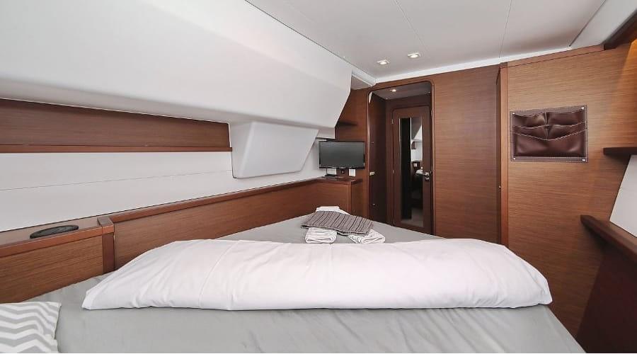 croatia catamaran rent Lagoon 450 Adriatic Queen 9 for a in yacht rental charter boat sailing holidays skipper hire adriatic rentals charters