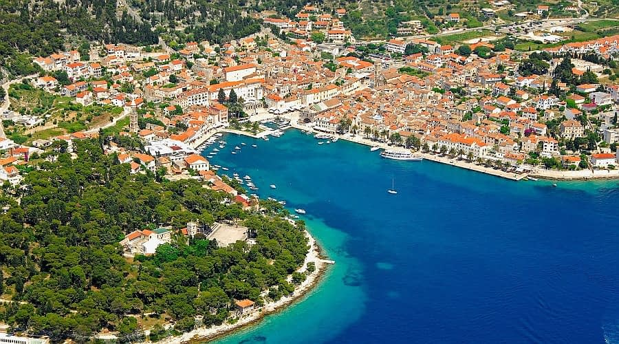 Hvar offers heritage, nature, and cuisine.